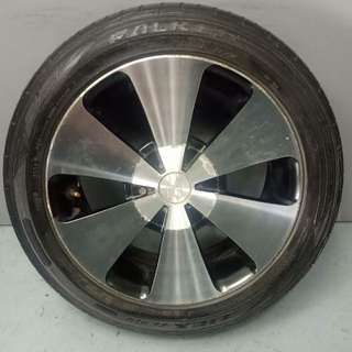 "16"" Sport Rim With Tyre 4x100 4x114.3 (SR306)"