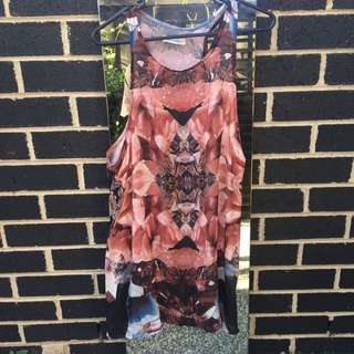 Graphic Dress Size 6