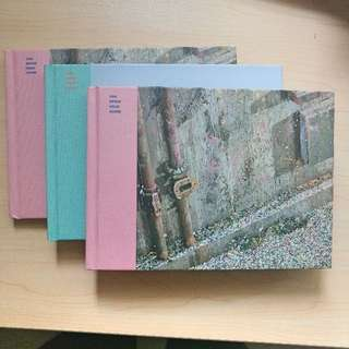 BTS YNWA Album // You Never Walk Alone (CD + 120 Page Photobook + Unofficial PCs)
