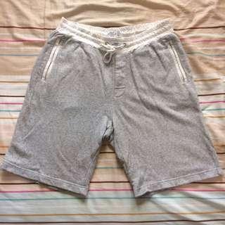 H&M 貝克漢 限量 棉短褲