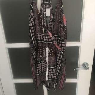 New Dotti Jumpsuit Size 14