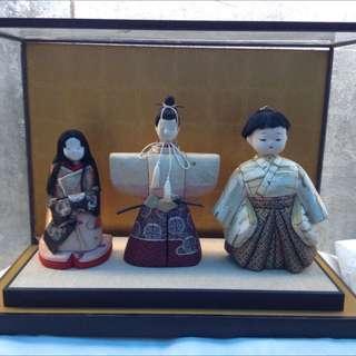 Japanese Display DOLLS