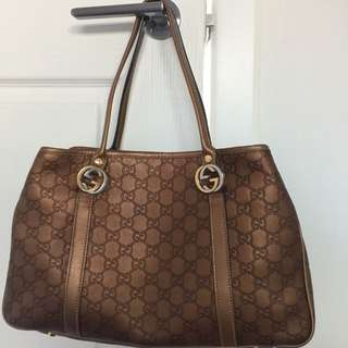 REDUCED Authentic Gucci Bag