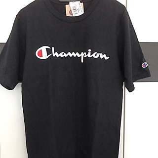 Authentic Champion T-Shirt (100% New With Tags)