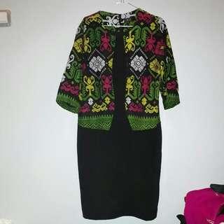Dress Batik MeVVah