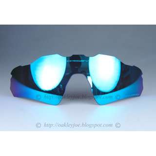 944cc3524d Brand New Oakley Radar EV Path Asian Fit Replacement Lens sapphire iridum  polarised 101-488
