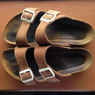 Birkenstock Arizona Leather