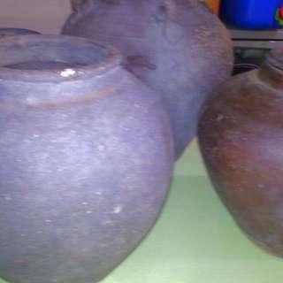 Antique Vase Or Banga