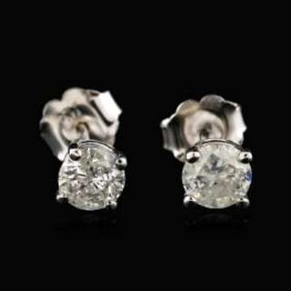 FOR QUICK SALE DIAMOND EARRINGS .86 Ct
