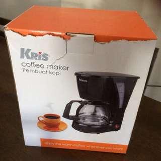 Coffee Maker Pembuat Kopi Kris BNIB Baru