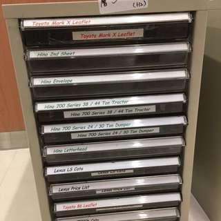 10層文件櫃