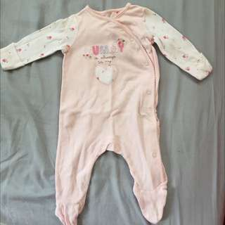 Mothercare Jumpsuit Up To 1 Month