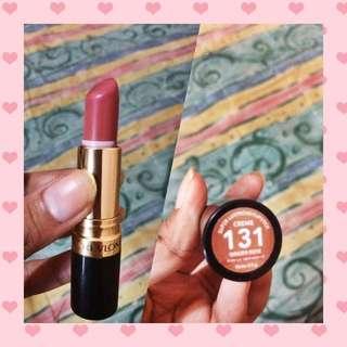 Super Lustrous Lipstick Revlon shade Creme/131