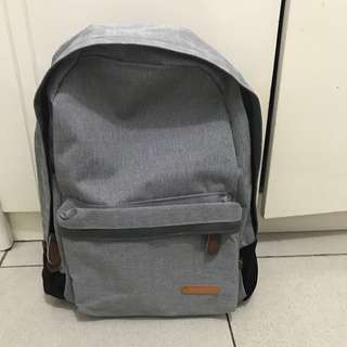 Backpack Ransel Grey