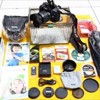 Canon Eos Kiss X4 550D