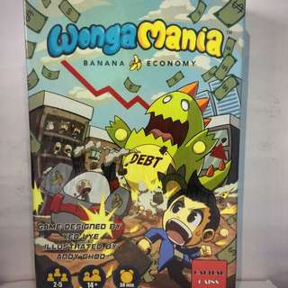Financial Literacy Game - Wongamania