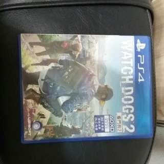 PS4光碟(無刮傷)