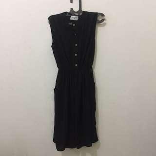 This is April Vintage Dress