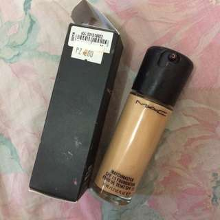 AUTHENTIC MAC MATCHMASTER FOUNDATION