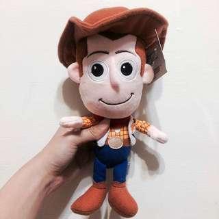 玩具總動員胡迪造型玩偶