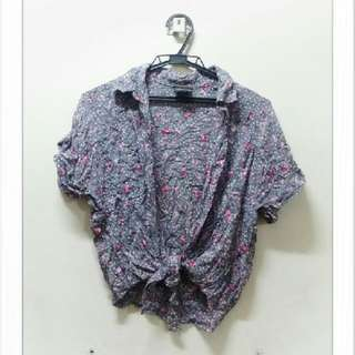 BNY Cute Floral Blouse
