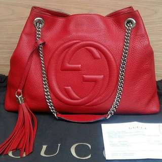 Gucci Soho Red