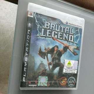 [Brand New] Brutal Legend Ps3