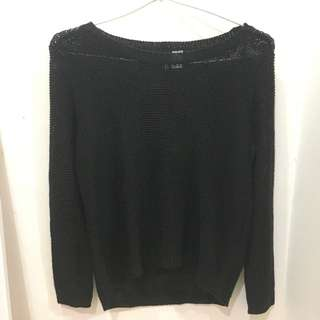 Divided H&m See Through Sweater