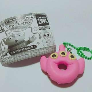 三眼甜甜圈