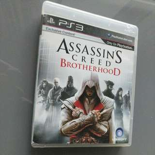 [Reduced To Clear] Assassin's Creed Brotherhood For Ps3