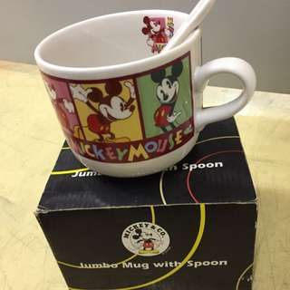 Mickey Mouse & Co 罕有經典得意