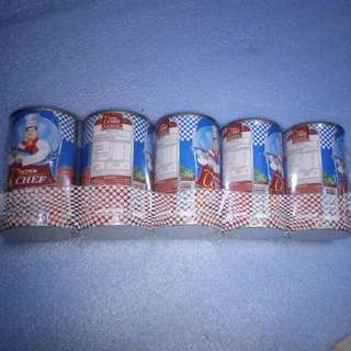5罐裝茄汁沙甸魚