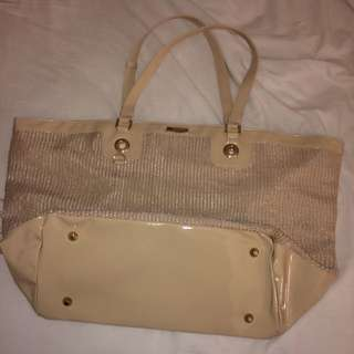 Authentic Versace Parfums Tote