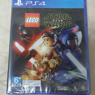 PS4  Lego Star War