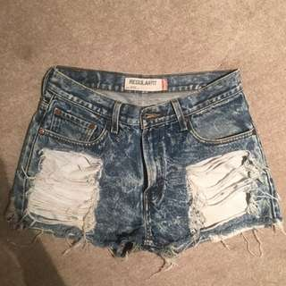 Levi's Denim / Jean Shorts
