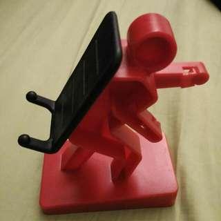 手提電話座