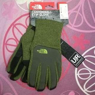 TNF Canyonwall Etip Glove