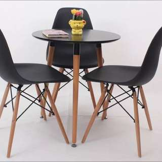 Brand New Dining Set(1 Table 2 Chairs)