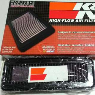 Nissan Note 1.2 K&N Drop-In Filter
