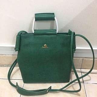 (✔️Post) Carlo Rino Handbag / Sling bag