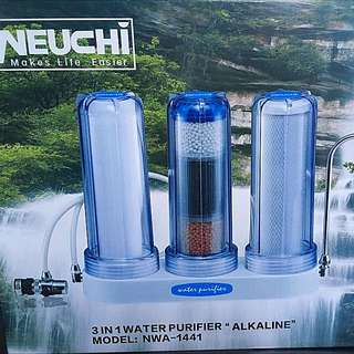 3 In 1 Water Purifier