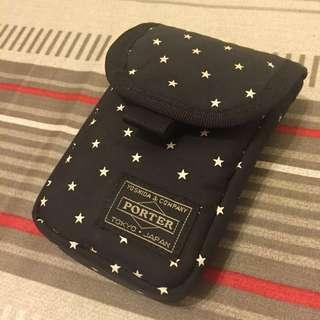 Porter 日版 星星掛包/手機包/腰包