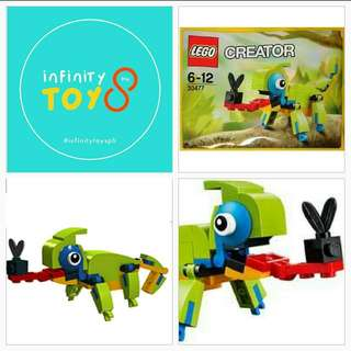 NEW!! Lego Creator 30477 Chamelion Polybag