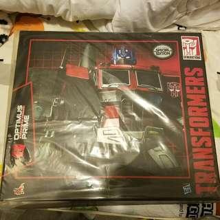 Hot Toys 柯柏文 Optimus Prime Transformers 全新未開,有單 原價 $2180