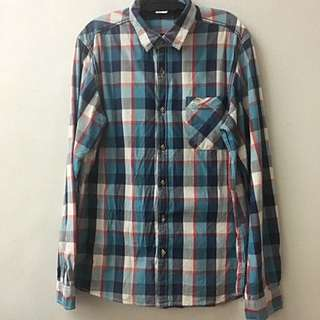 Padini Checked Shirt