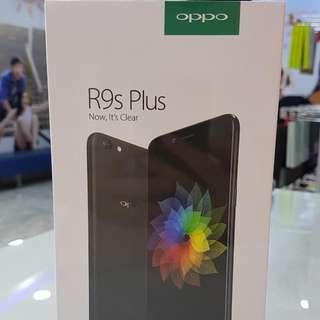 (Price Neg) Brand New Sealed OPPO R9s Plus Black