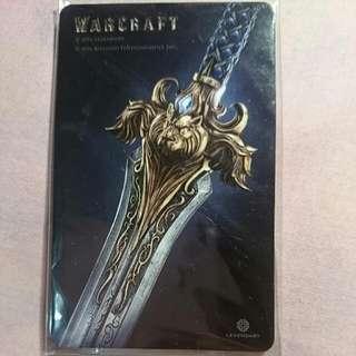魔獸世界 獅頭劍 《一卡通》優遊卡