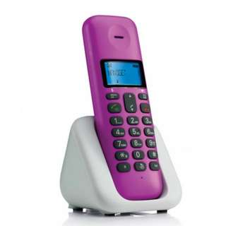 (Price Neg) Brand New Sealed Motorola DECT T301 Digital Cordless Phone