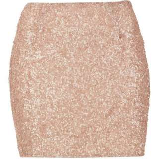 XXI Pink/Peach mini skirt