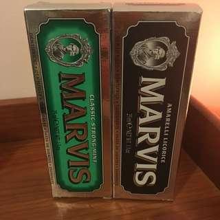 MARVIS 義大利牙膏 25ml